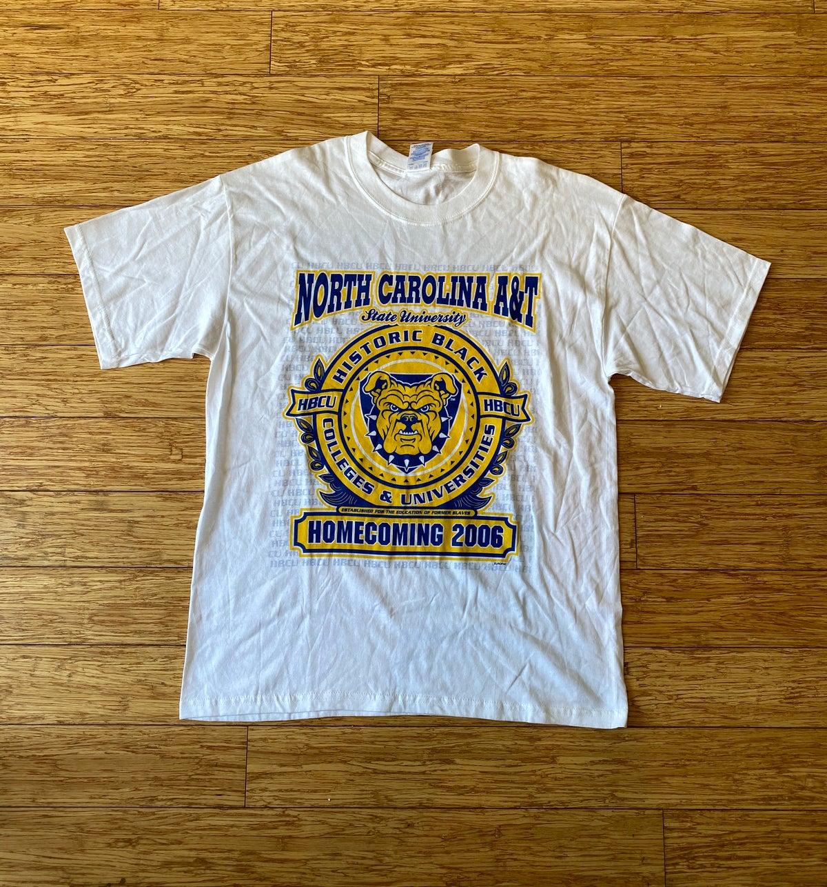 Image of 2006 NC A&T Homecoming Tee