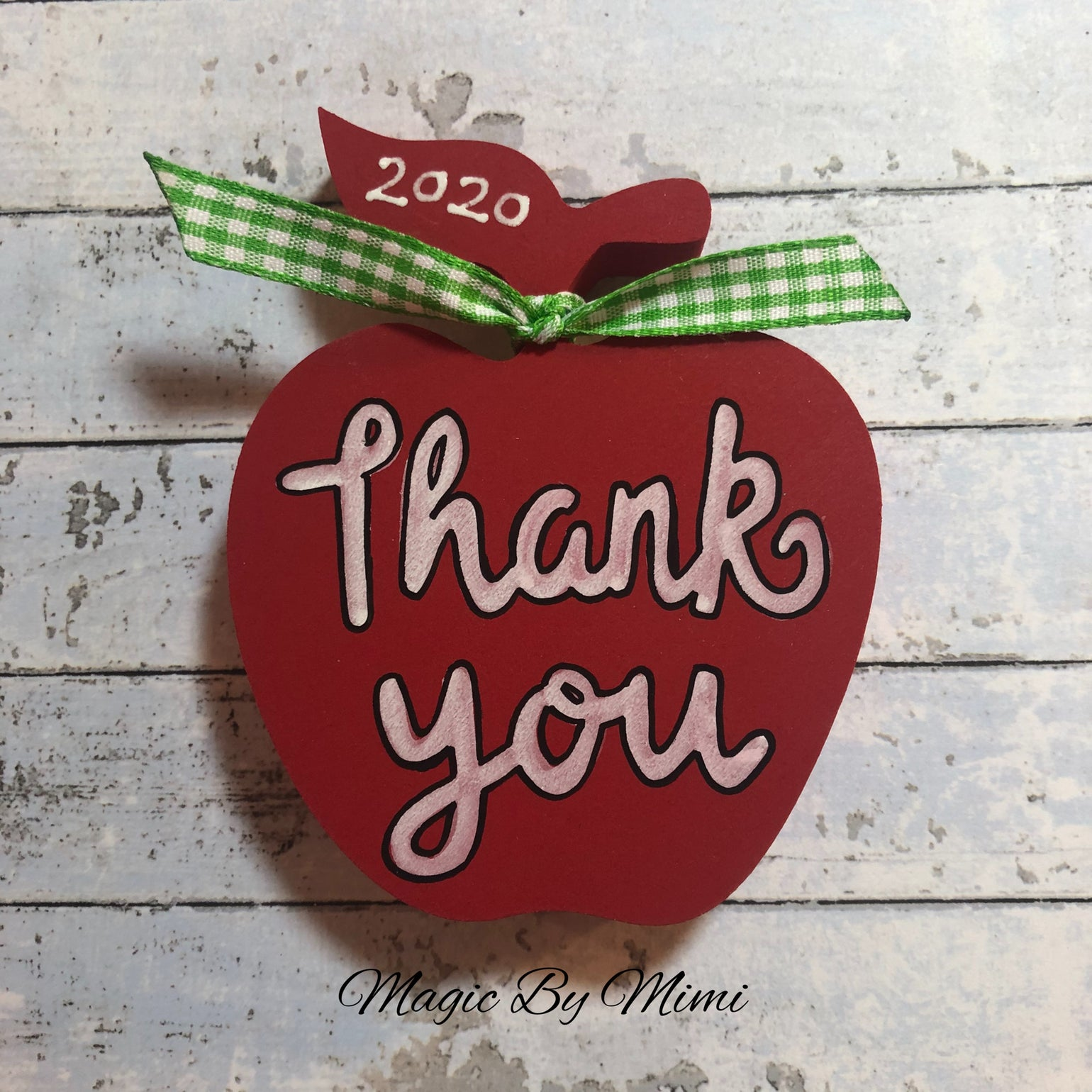 Image of Thank You Apple
