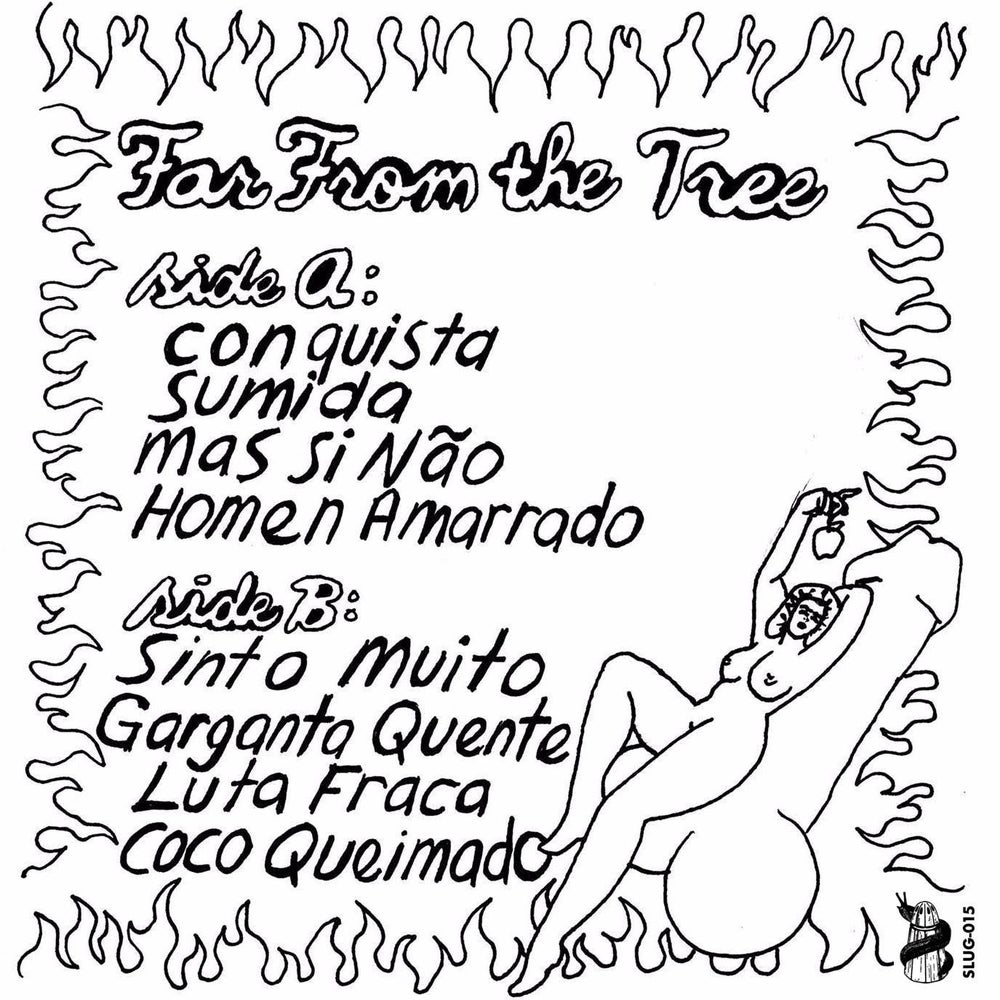 Red Delicious - Far From the Tree 7""