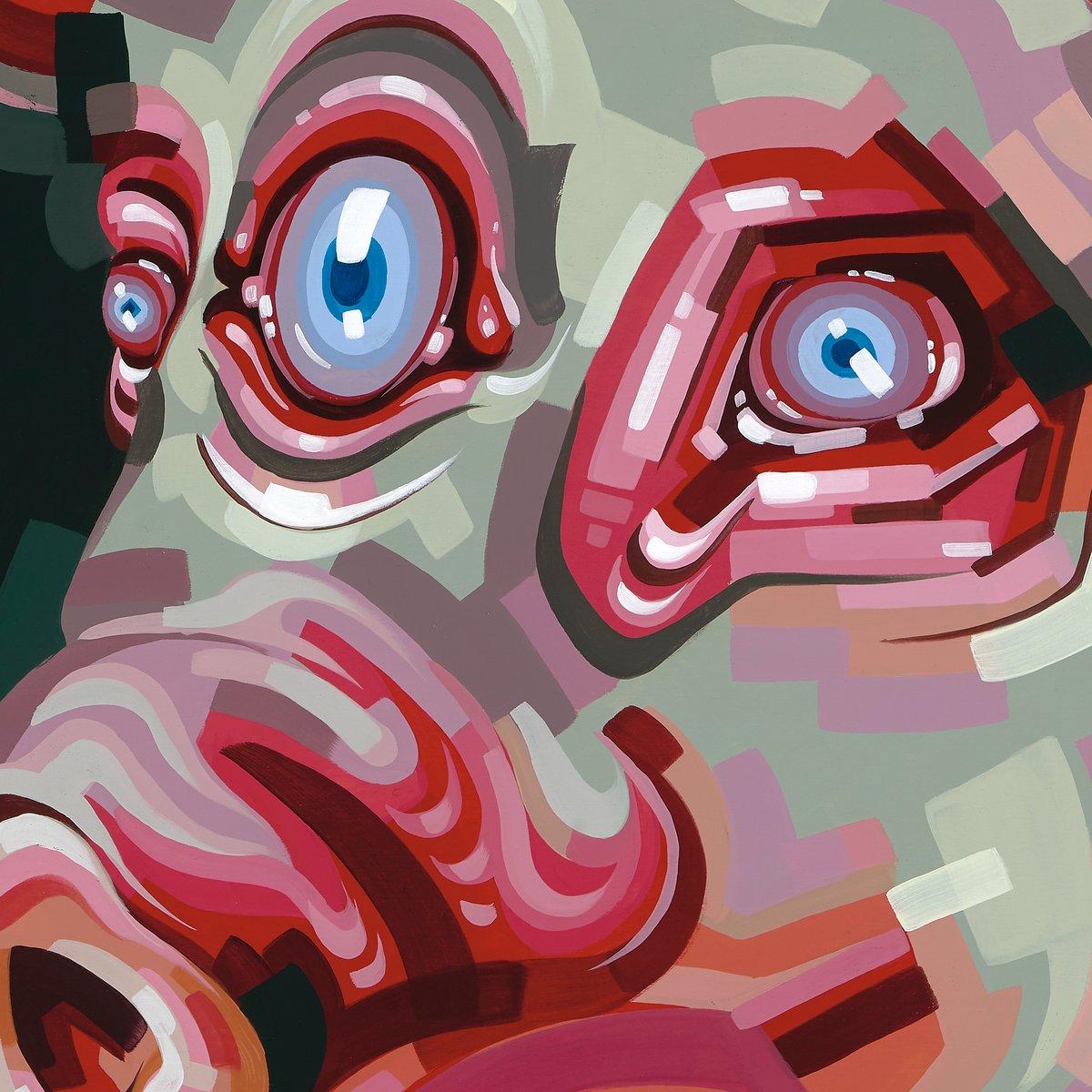 Image of Demon 04 - XL Original Painting