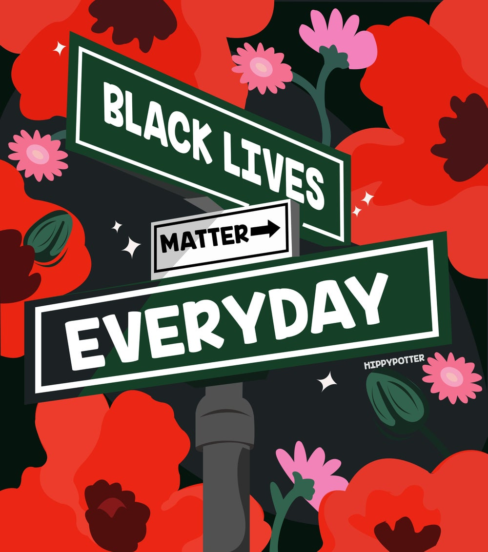 Image of Black Lives Matter Everday