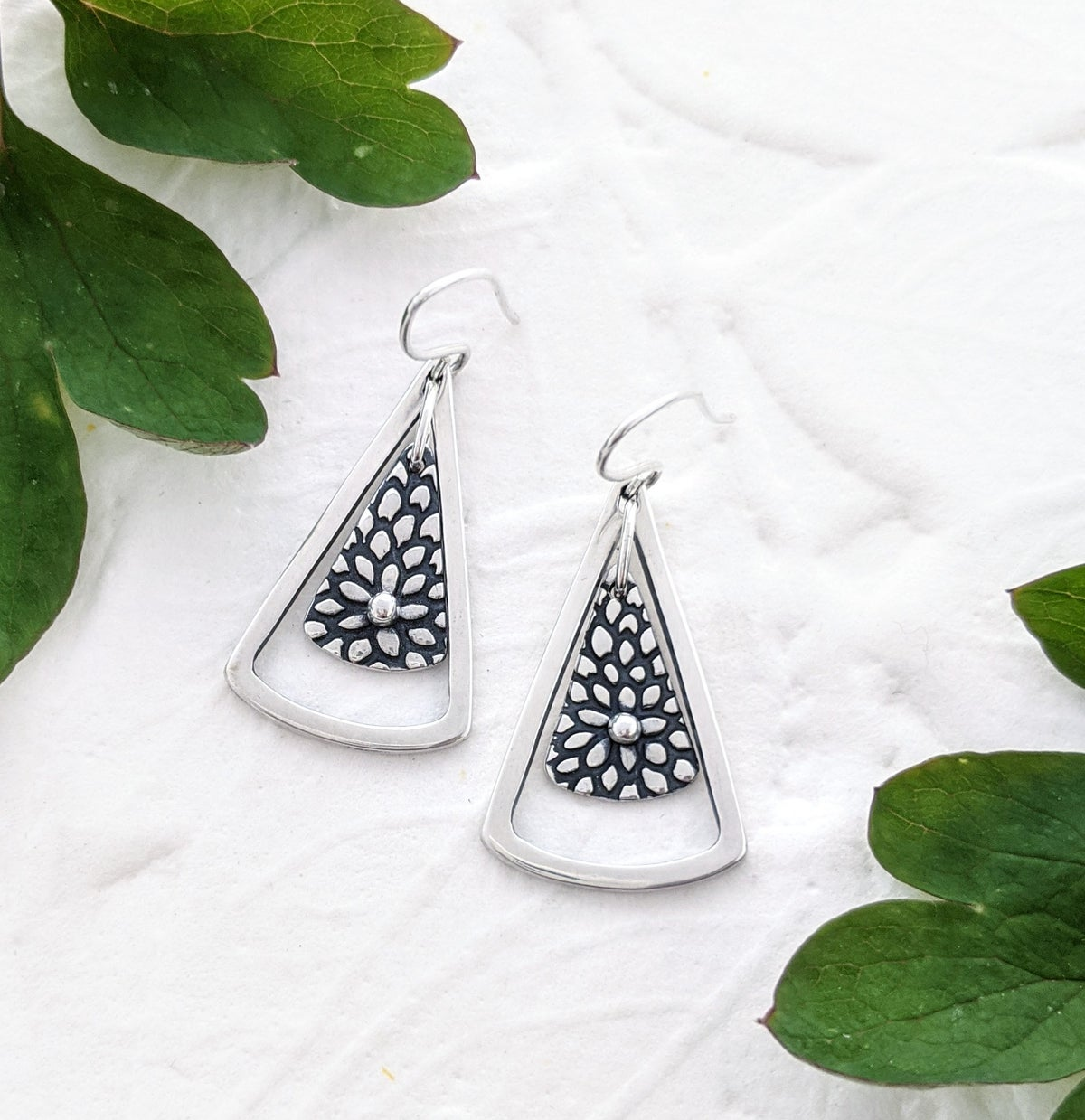 Image of Window Blooms Earrings