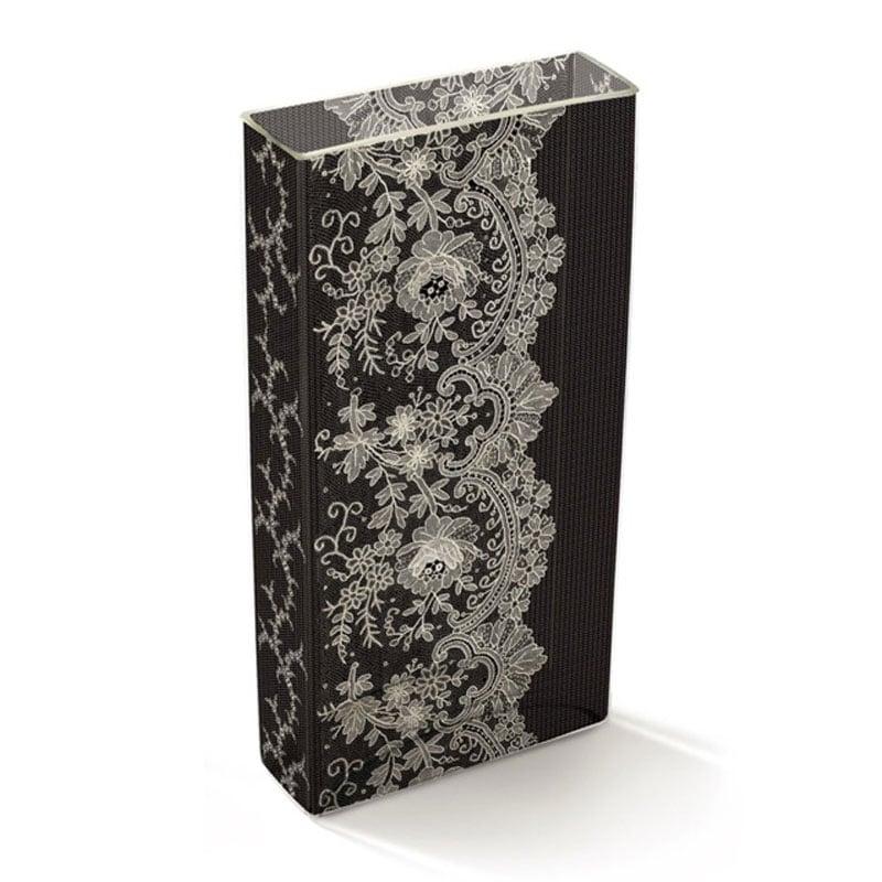 Image of Fringe Studio Tiffany Vase ~ Lace Design