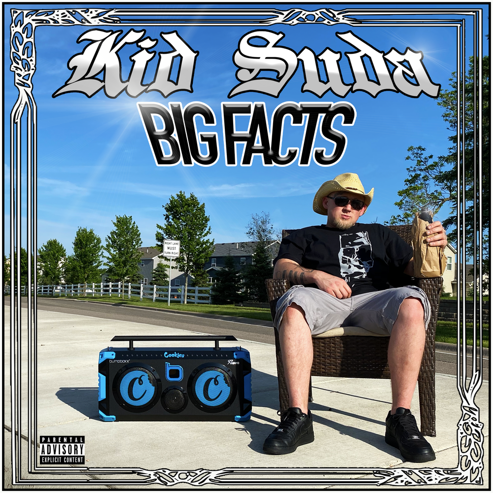Image of Kid Suda- Big Facts CD