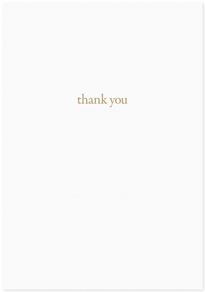 Image of thank you | petite