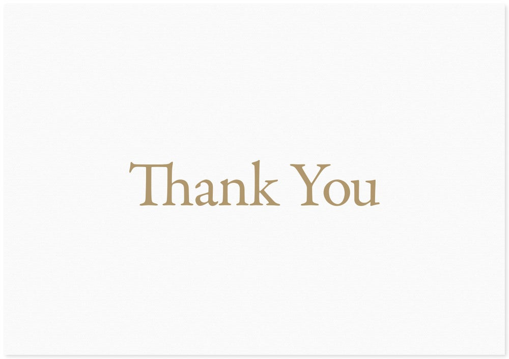 Image of thank you | new