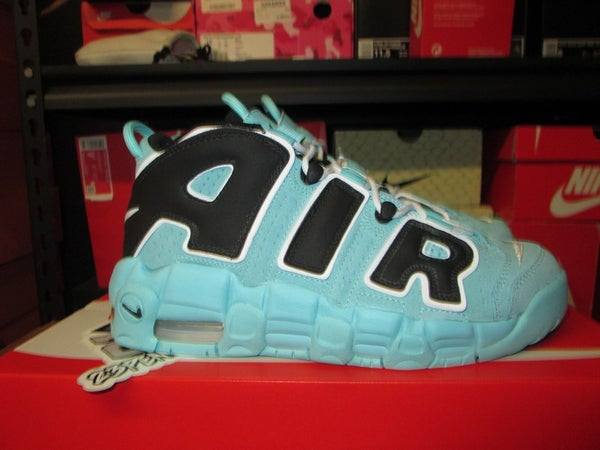 "Air More Uptempo ""Light Aqua"" GS - areaGS - KIDS SIZE ONLY"