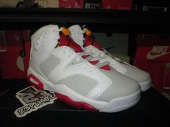 "Air Jordan VI (6) Retro ""Hare"" GS - areaGS - KIDS SIZE ONLY"