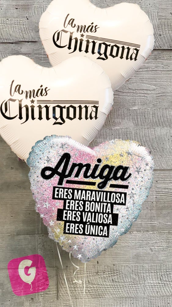 Amiga BUNDLE CHINGONA