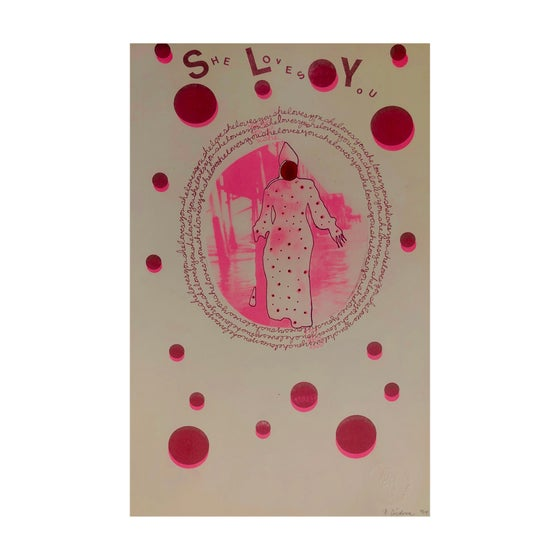 Image of She Loves You poster