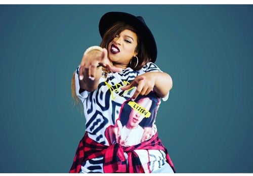 "Image of Aaliyah ""LISTEN"""