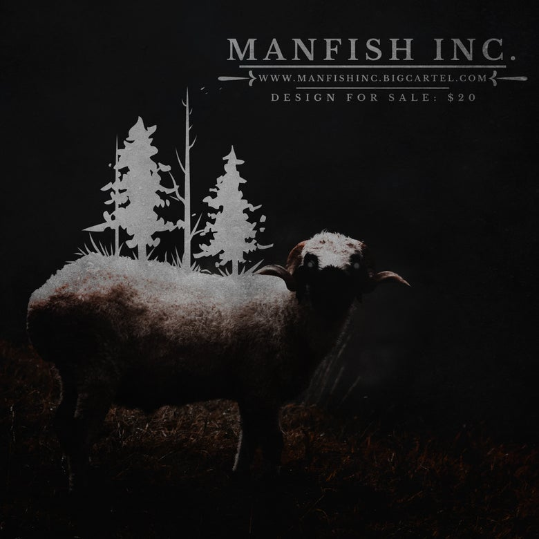Image of Cover Design - Forest Sheep