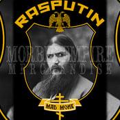 "Image of Rasputin ""Mad Monk"" T-shirt"