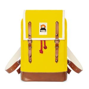 Image of YKRA Backpack - Matra Mini - yellow