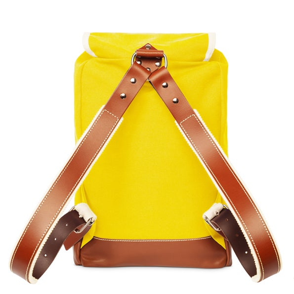 Image of YKRA Backpack - Matra Mini - yellow
