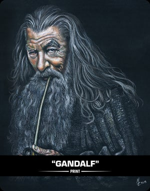 GANDALF - PRINT