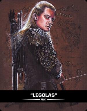 LEGOLAS - PRINT