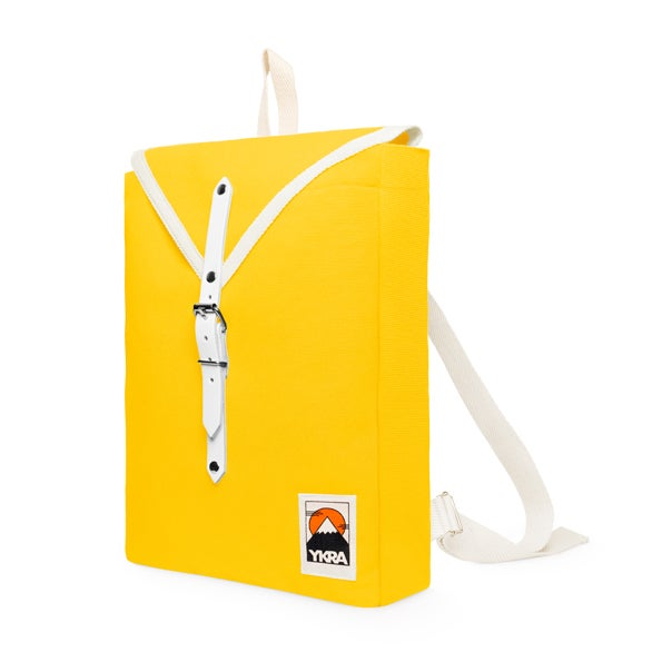 Image of YKRA Backpack – Scout - yellow