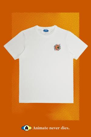 "Image of ""Animate"" Embroidery Tee"