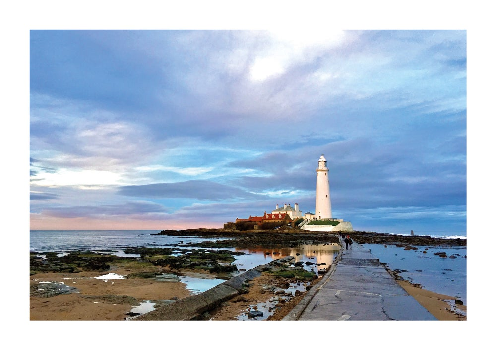 All Things Bright and Beautiful, St Mary's Lighthouse