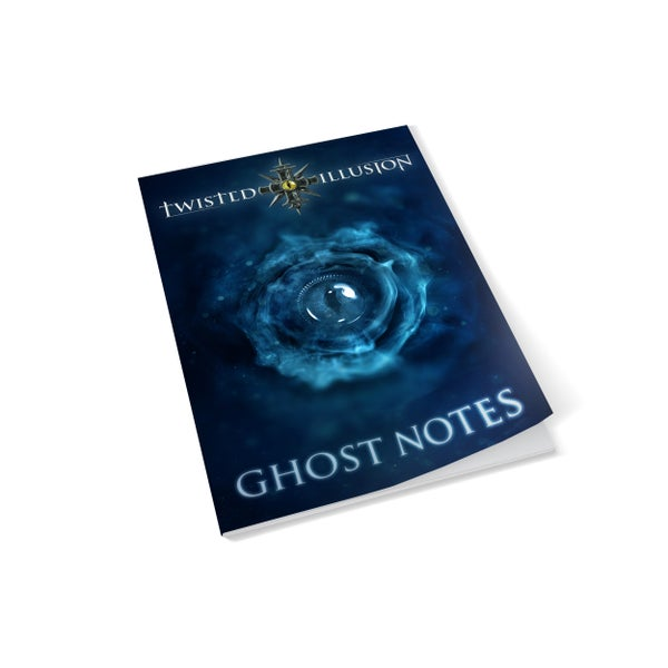 Image of Ghost Notes (Paperback)