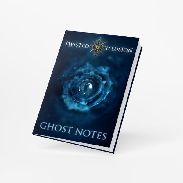 Image of Ghost Notes (Hardback)