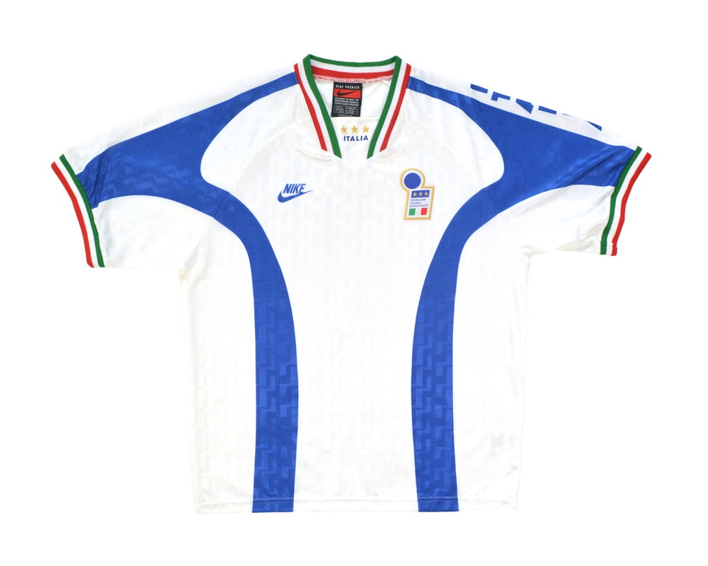 Image of 1996-97 Nike Italy Training Shirt L