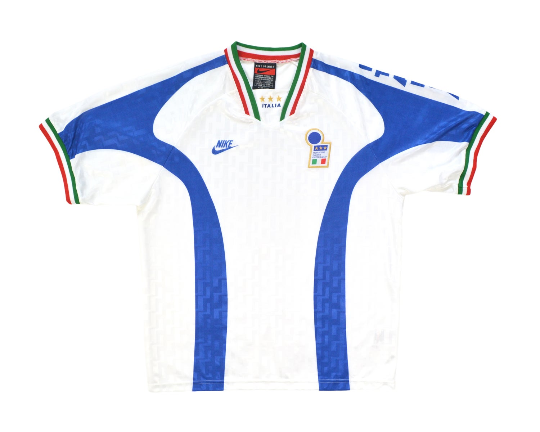 Image of 1996-97 Nike Italy Training Shirt L