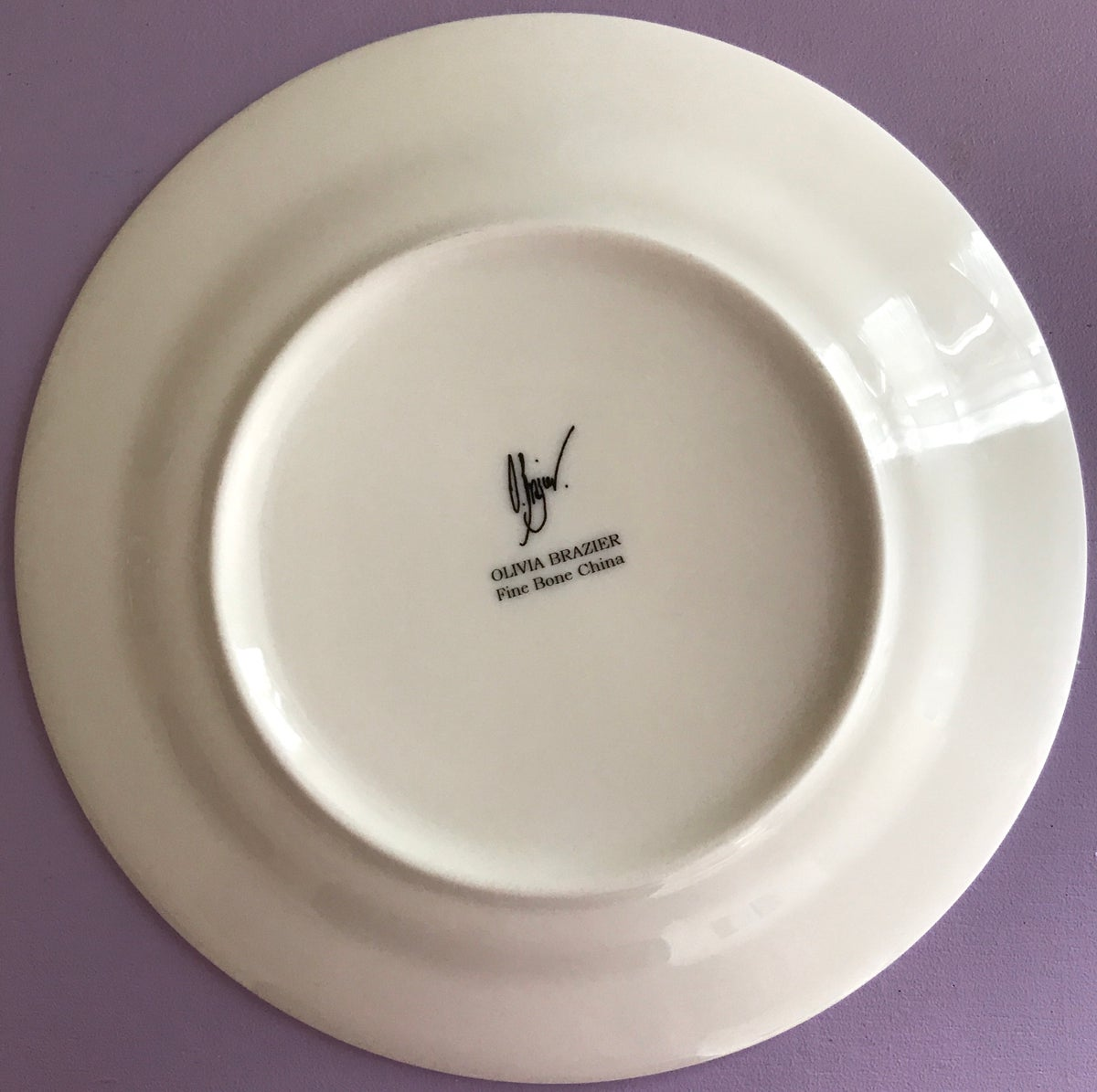 """Heart PULPitation Plate (6.5"""" with design 3)"""