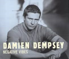 Image of Damien Dempsey - Negative Vibes - 3 Track CD