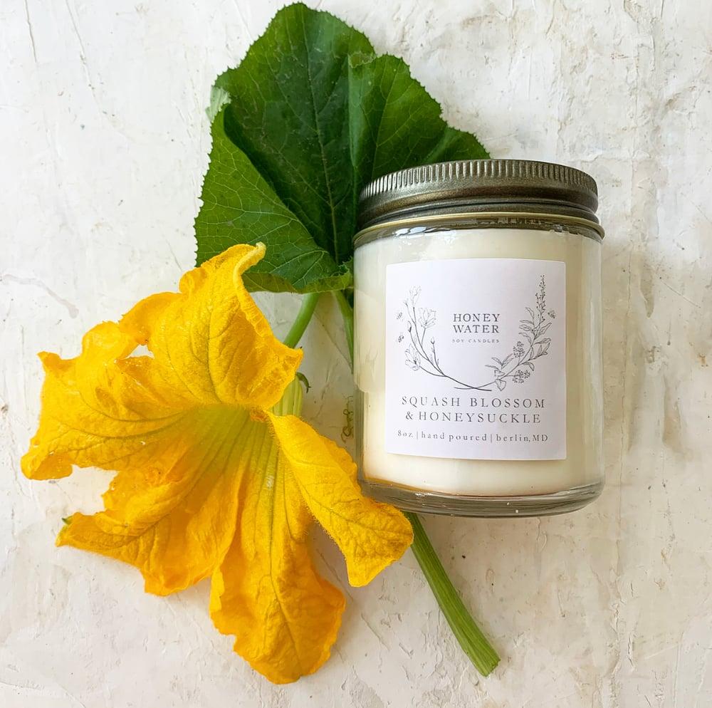 Image of Squash Blossom & Honeysuckle