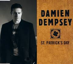 Image of Damien Dempsey - St Patrick's Day - CD single