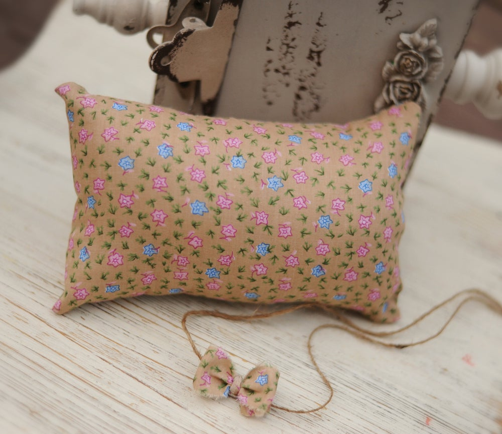 Image of Vintage pillow set (tan)