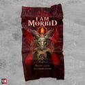 I Am Morbid Multifunctional scarf tube/bandana/face shield
