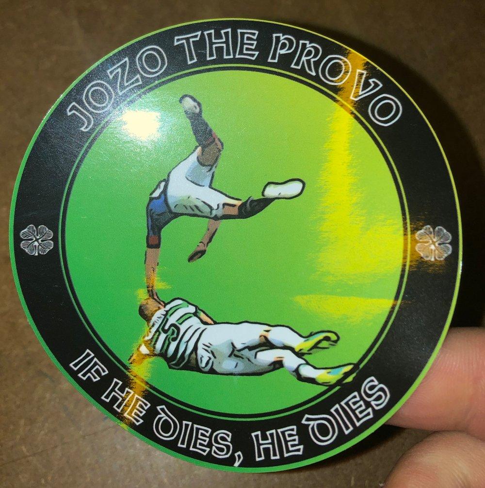 JOZO Stickers