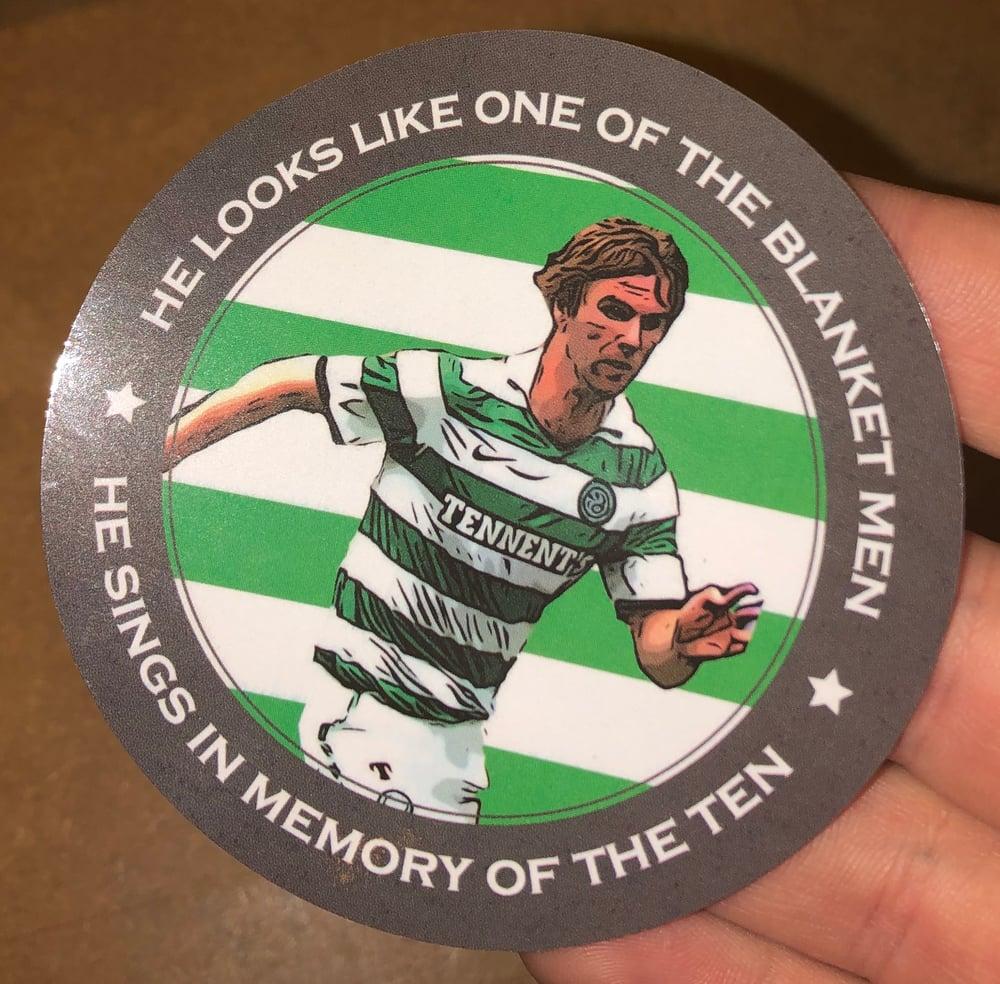 Paddy McCourt Stickers