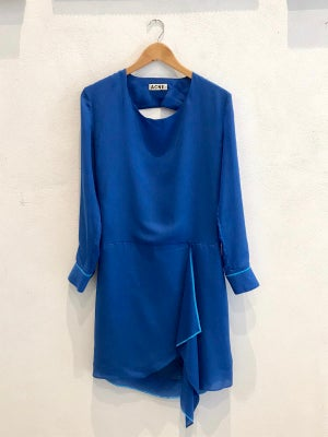 ACNE ELECTRIC BLUE DRESS