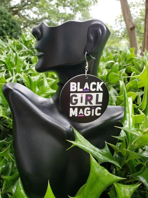 Image of Black Girl Magic