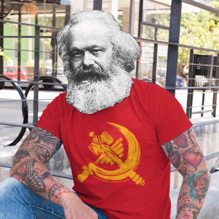 Image of Επίσημη Στολή Σωτηρίας της Επιτροπής (Preorder-only comrade edition)