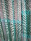 Halsduk i blågråa toner / Scarf in blues and greys