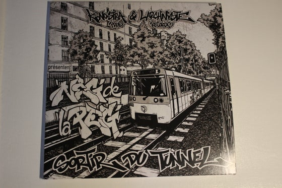 Image of Neg De La Peg - Sortir Du Tunnel  (1994) 2LP GATEFOLD