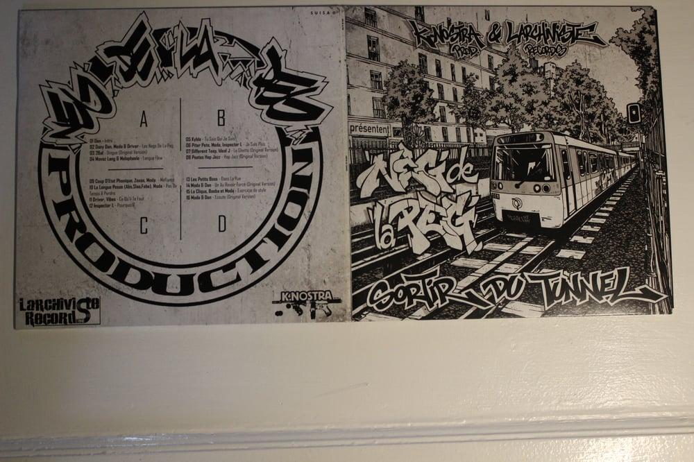 Image of Neg De La Peg - Sortir Du Tunnel  (1994) 2LP GATEFOLD