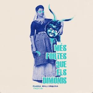 Image of Més fortes que els dimonis - Tote Bag
