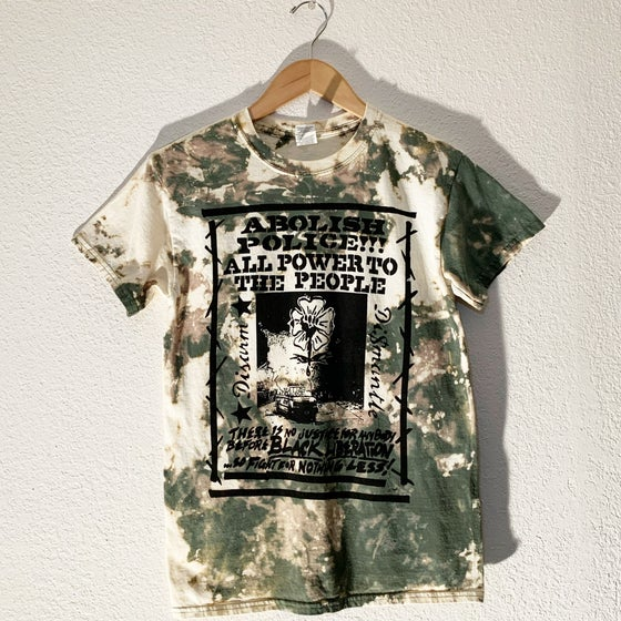 Image of Abolish Police Tee by Shiva