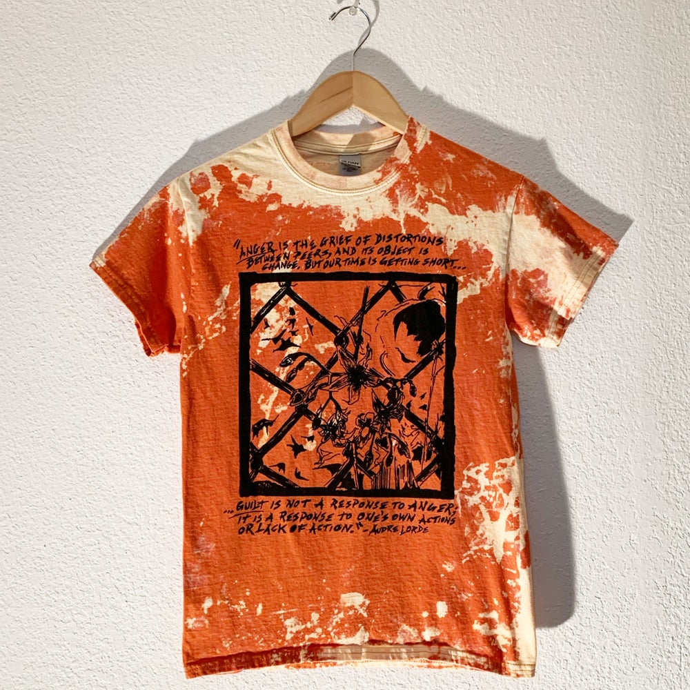 Image of Anger and Guilt Tee by Shiva