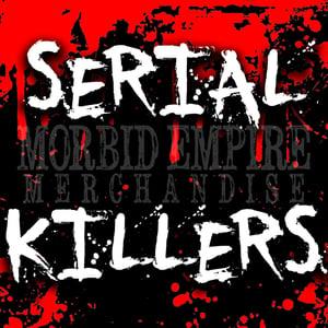 Image of SERIAL KILLER Mystery T-shirt