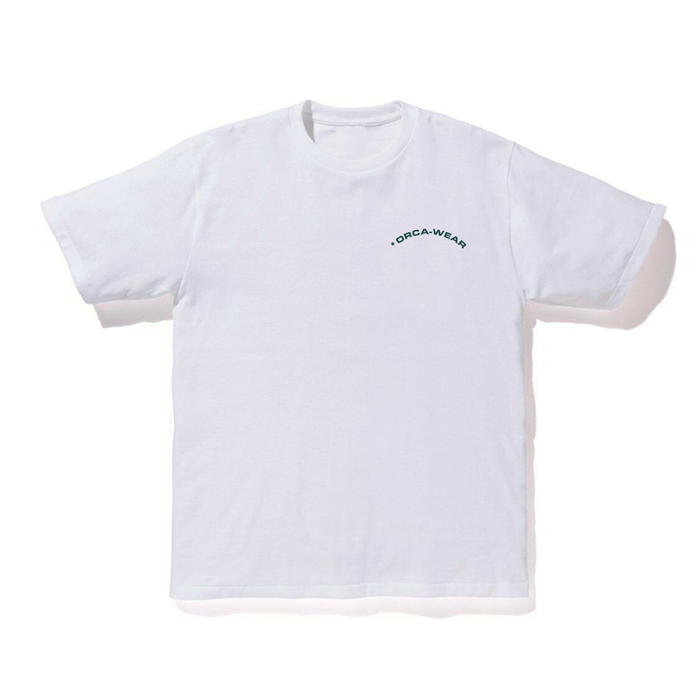 Image of Orca Tail Logo T shirts