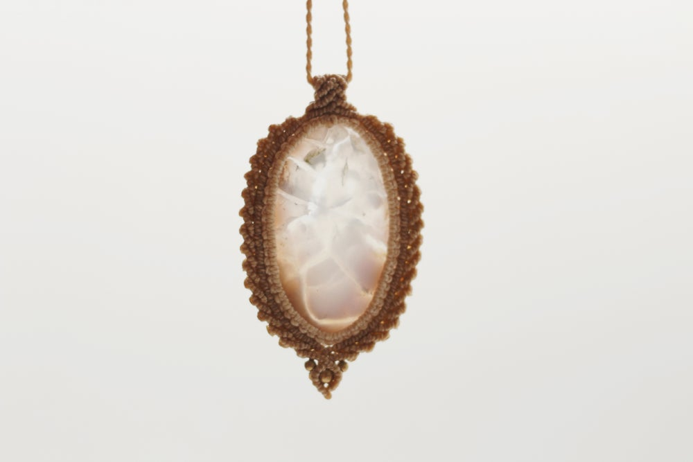 Image of Tree Agate necklace