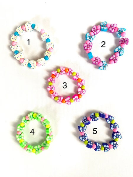 Image of Kids Summertime Fun Bracelets