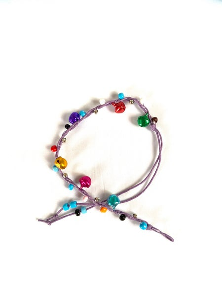 Image of Children's Fun Friendship Bracelets Or Anklets
